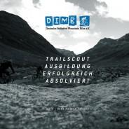 HMTB absolviert DIMB Trailscout Ausbildung