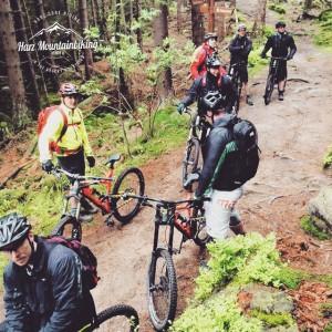 hmtb, harzangels, harz mountainbiking, harz, bionicon, edison evo, mountainbike, bad harzburg, torfhaus, brocken, nationalpark harz, maurizio menendez, muddy maury